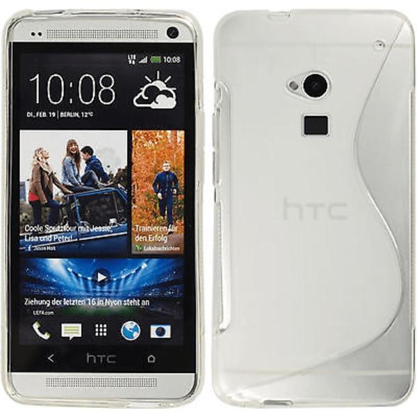 S-Line skal HTC One Max (T6) Svart
