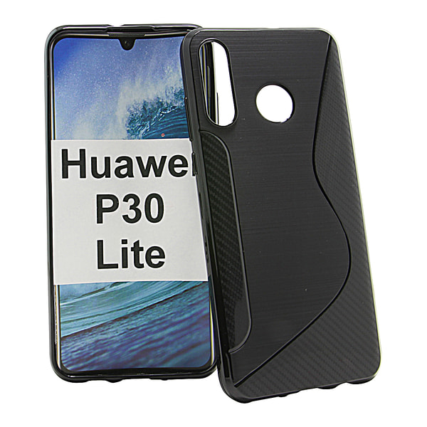 S-Line skal Huawei P30 Lite Rosa