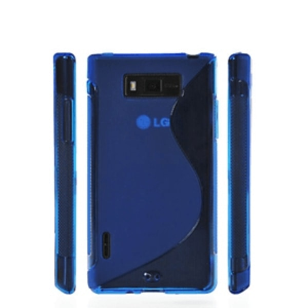 S-Line skal LG Optimus L7 (P700) Röd