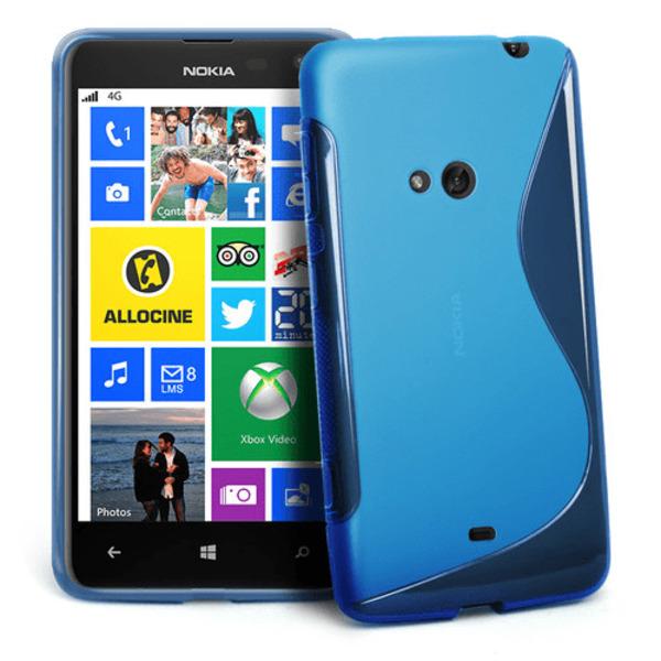 S-Line Skal Nokia Lumia 625 Grå
