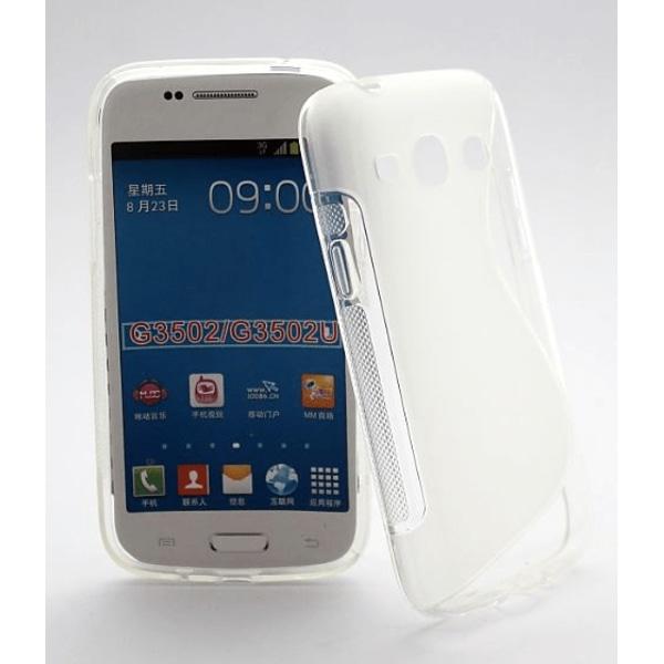 S-Line skal Samsung Galaxy Core Plus (G3500) Clear