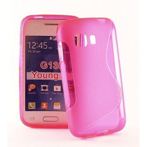 S-Line skal Samsung Galaxy Young 2 (SM-G130H) Blå