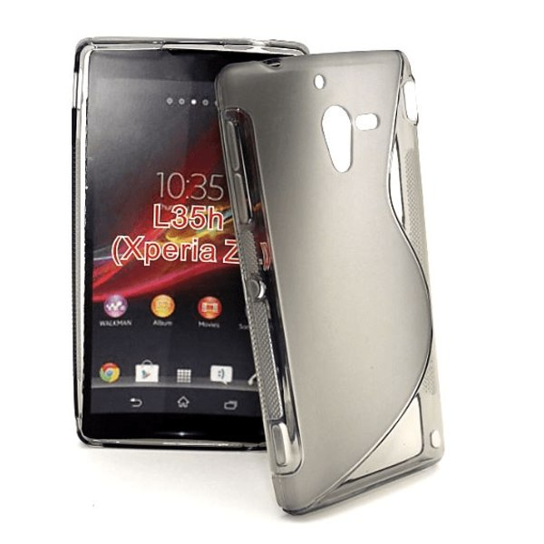 S-Line skal Sony Xperia ZL (C6503) Hotpink