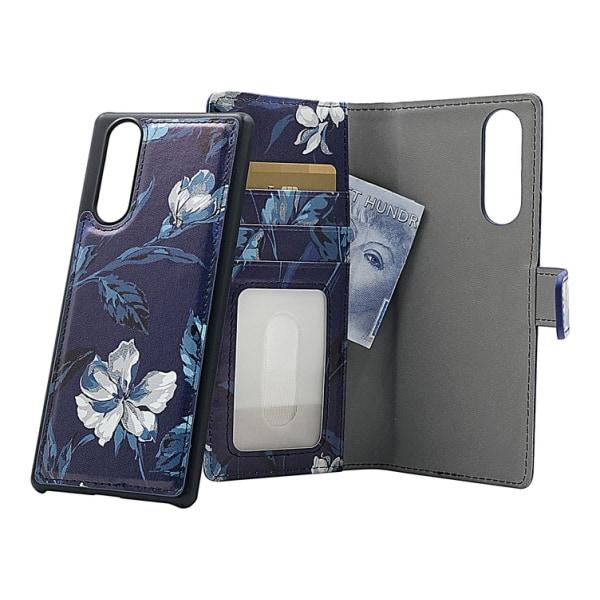 Skimblocker Magnet Designwallet Sony Xperia 5
