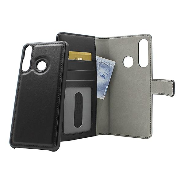 Skimblocker Magnet Fodral Huawei Y6p Hotpink