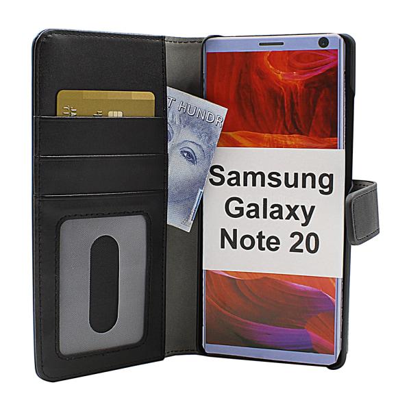 Skimblocker Magnet Wallet Samsung Galaxy Note 20 (N981B/DS)
