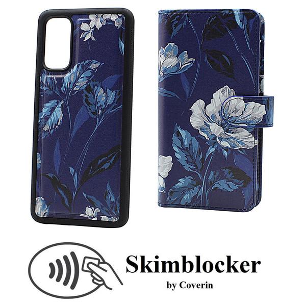 Skimblocker XL Magnet Designwallet Samsung Galaxy S20