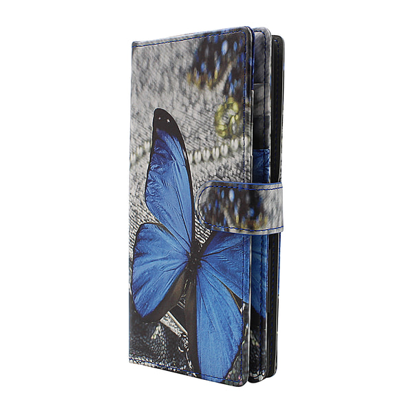 Skimblocker XL Magnet Designwallet Sony Xperia 1 (J9110)