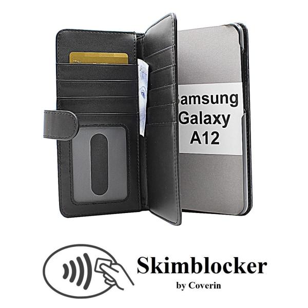 Skimblocker XL Wallet Samsung Galaxy A12