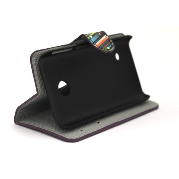 Standcase motiv wallet Nokia Lumia 530