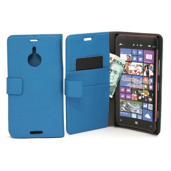 Standcase Plånboksfodral Nokia Lumia 1520 Svart