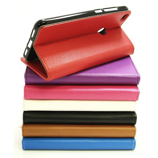 Standcase Wallet Huawei Honor 8 Lite Svart