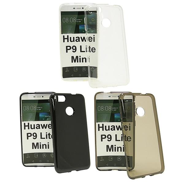 TPU skal Huawei P9 Lite Mini Svart