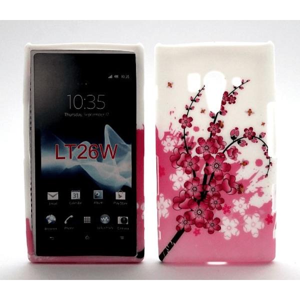 TPU-skal Sony Xperia Acro S (LT26w)