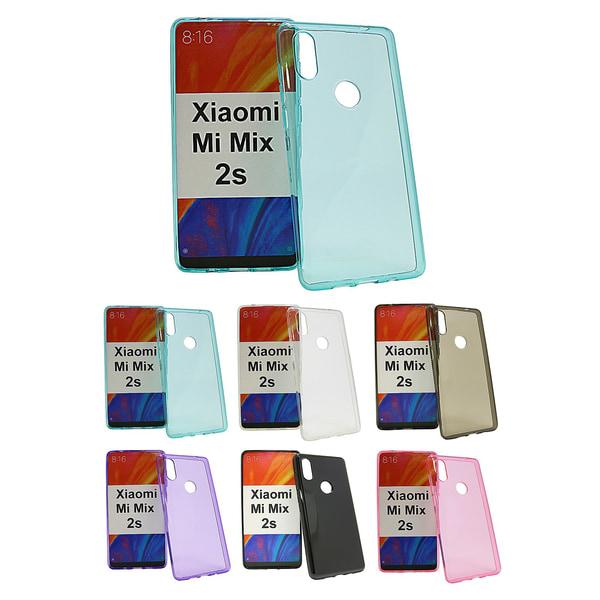 TPU skal Xiaomi Mi Mix 2s Clear