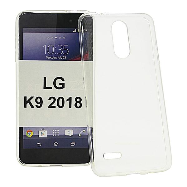 Ultra Thin TPU skal LG K9 2018 (LMX210)