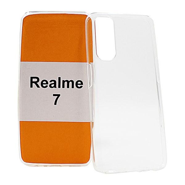 Ultra Thin TPU Skal Realme 7
