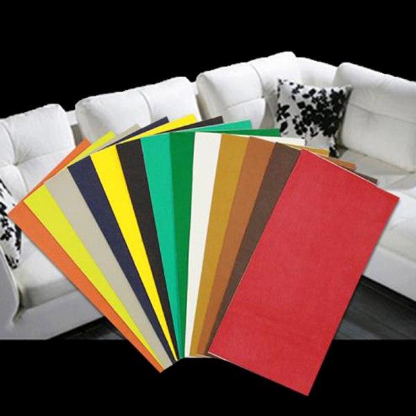 25x20cm självhäftande stick-on soffa som reparerar läder PU-tyg