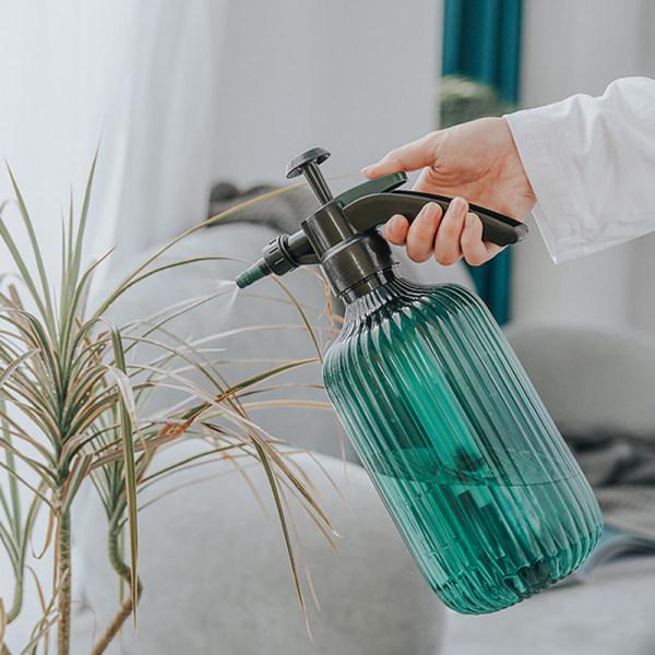 Sprayflaska Flower Waterers Flaska Vattenburkar Sprinkler Sp Green