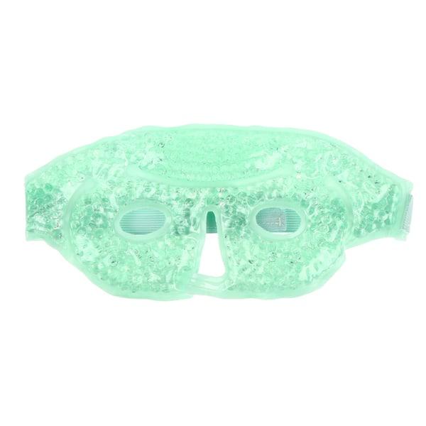 Gel Sleep Eye Mask Cold Hot Compress Massage Eye Cover Eyes Hea Green