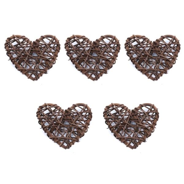 5st Billiga konstgjorda halmbollstjärnor och Love Wedding Home Chr Coffee