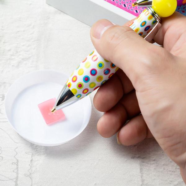 Diamantmålningsverktyg Point Drill Pen Diamond Broderi Access