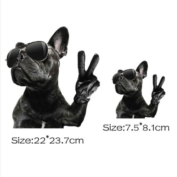 Hundstrykplåster Hushålls värmeöverföringsdekaler DIY kläder