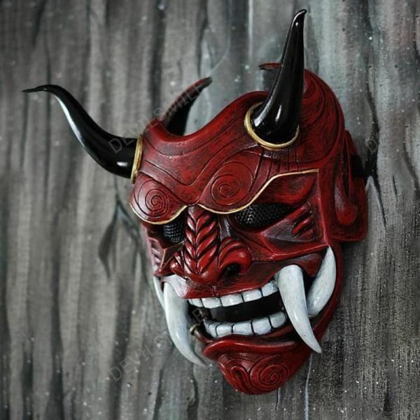 Mask Cosplay Masker Skräck Anime Halloween Kostymer Prop A5