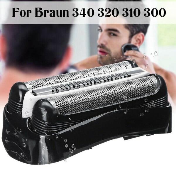 För Braun 32B 32S 21B Series 3 310S 320S 340S 3010S Ersättning