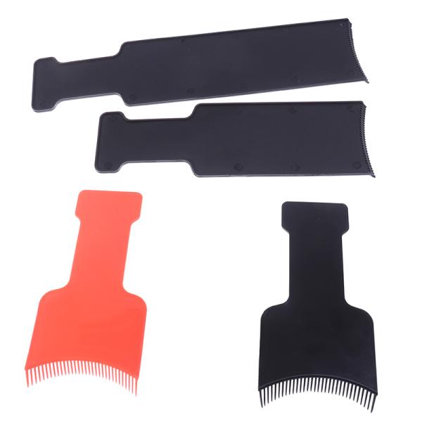 Frisörhårapplikatorborste Dispensing Salon Hair Colori
