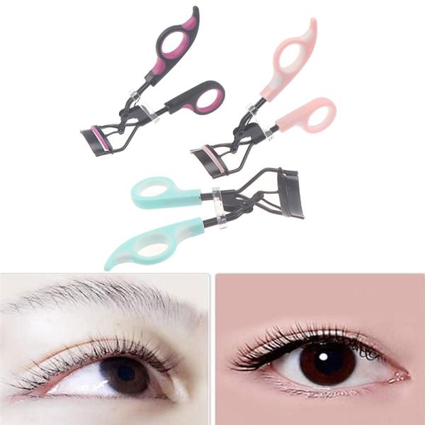 Handtag Curl Eye Lash Kosmetisk Makeup Eyelash Curler Curling Twe