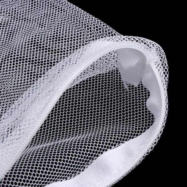 Mesh Bag Acqurium Pond Filter Net Bag för Bio Ball Ammonia Aqua