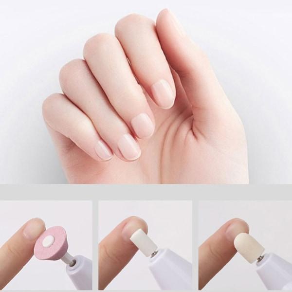 Nail Polishing Machine Elektrisk manikyrborrmaskin Pedikyr