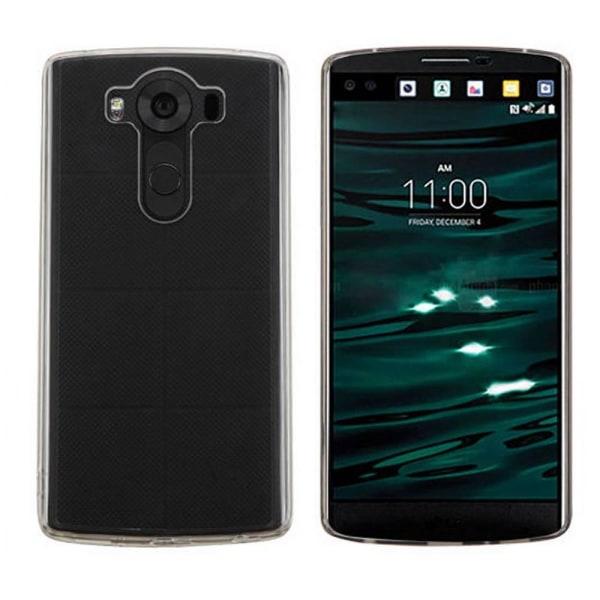 Colorfone LG V10 Skal (Transparent) Transparent