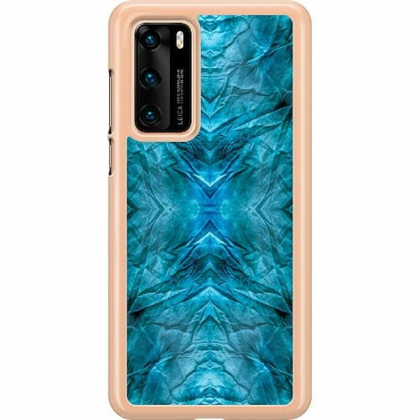 Huawei P40 Hard Case (Clear) Do You See