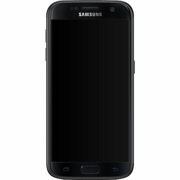 Samsung Galaxy S7 Soft Case (Svart) Cyberpunk 2077