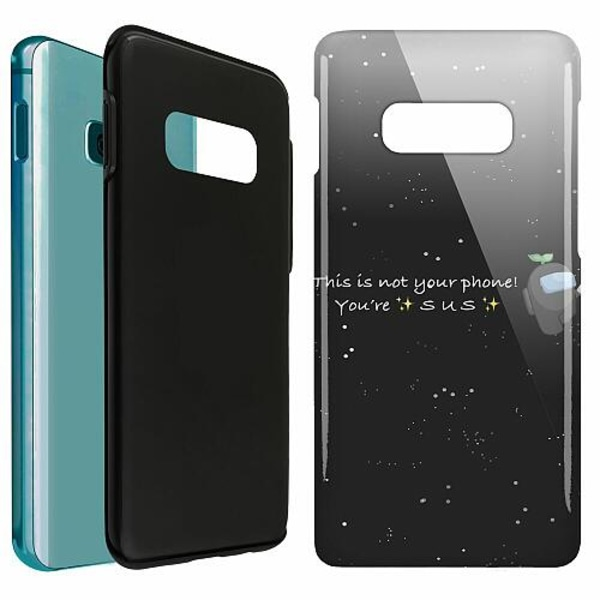 Samsung Galaxy S10e LUX Duo Case (Glansig)  Among Us 2021