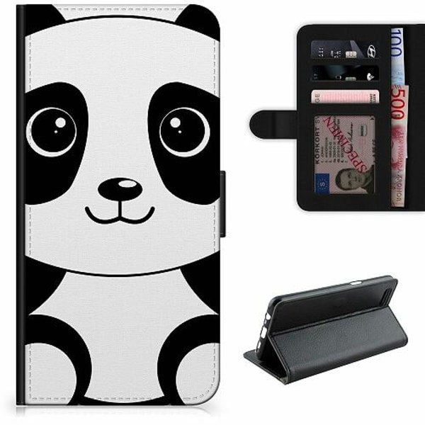 Apple iPhone 12 mini Lyxigt Fodral Panda