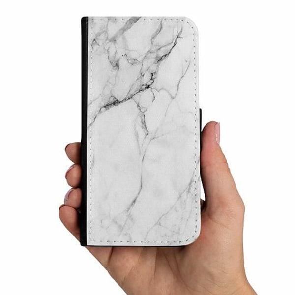 Samsung Galaxy S21+ Mobilskalsväska Marmor