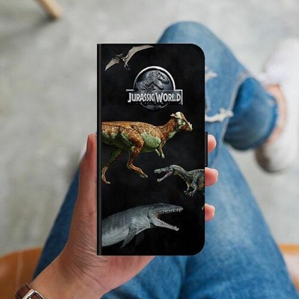 Samsung Galaxy A41 Plånboksskal Dinosaurier