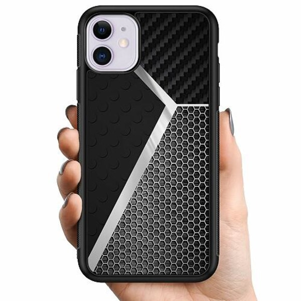 Apple iPhone 11 Billigt mobilskal - Metallic Pattern
