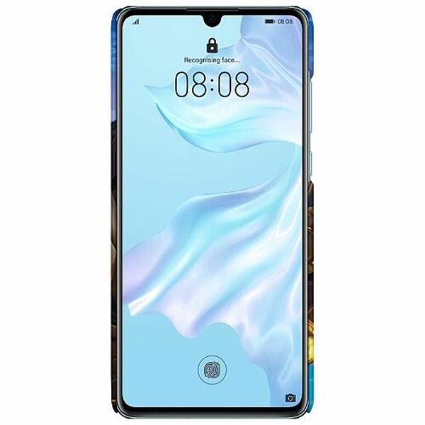 Huawei P30 LUX Mobilskal (Matt) Fortnite Thanos