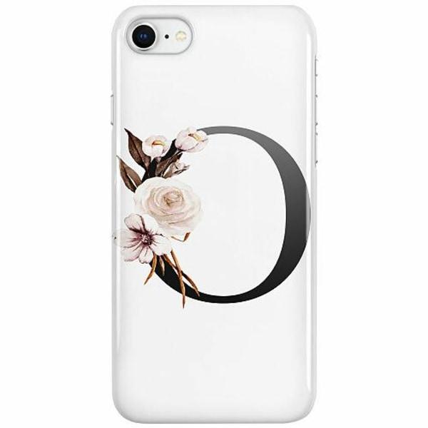 Apple iPhone SE (2020) LUX Mobilskal (Glansig) Bokstäver