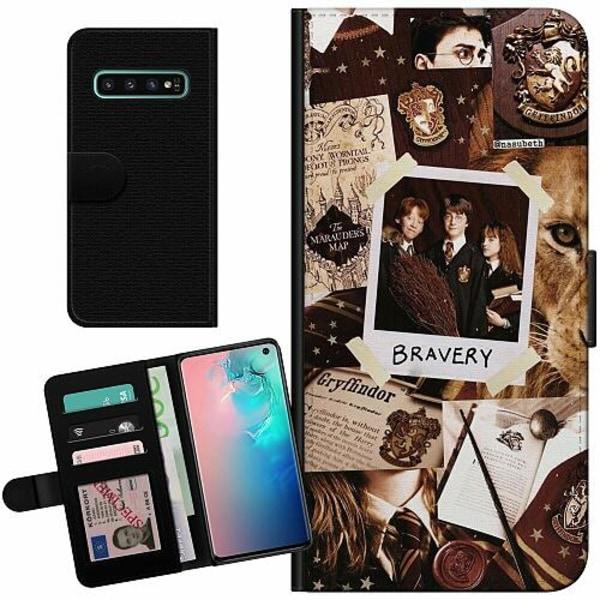 Samsung Galaxy S10 Billigt Fodral Harry Potter