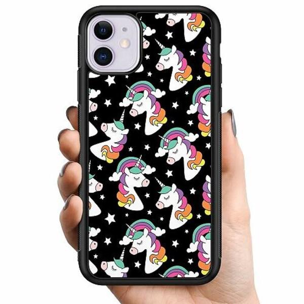 Apple iPhone 11 Billigt mobilskal - Unicorns Are Real