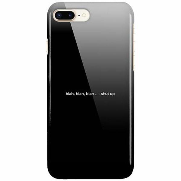 Apple iPhone 7 Plus LUX Mobilskal (Glansig) shut up