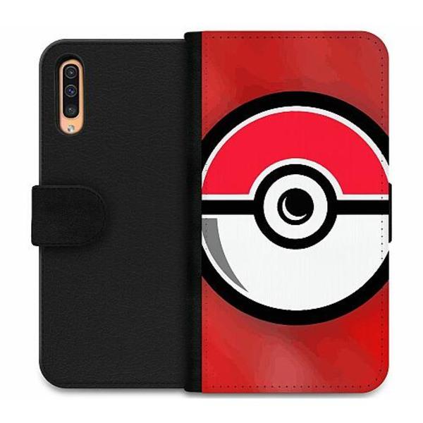 Samsung Galaxy A50 Wallet Case Pokemon
