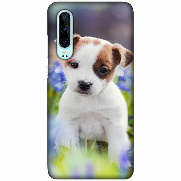 Huawei P30 LUX Mobilskal (Matt) Hello Doggo