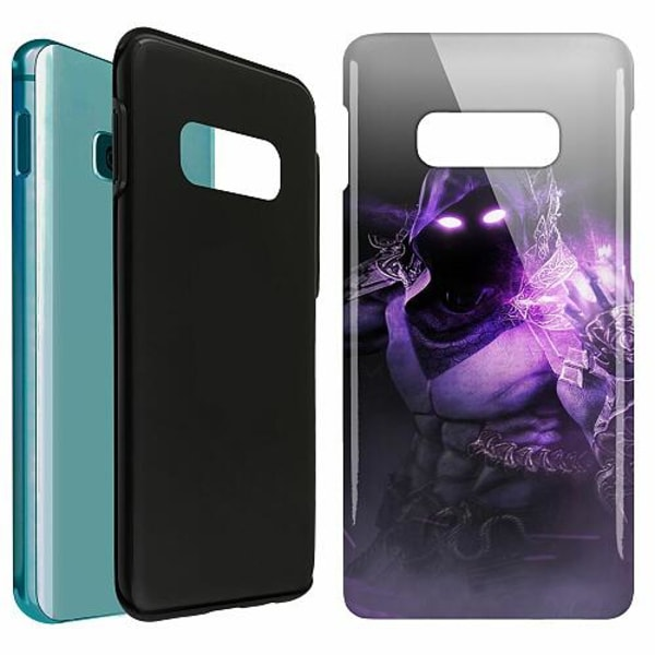 Samsung Galaxy S10e LUX Duo Case (Glansig)  Raven Fortnite