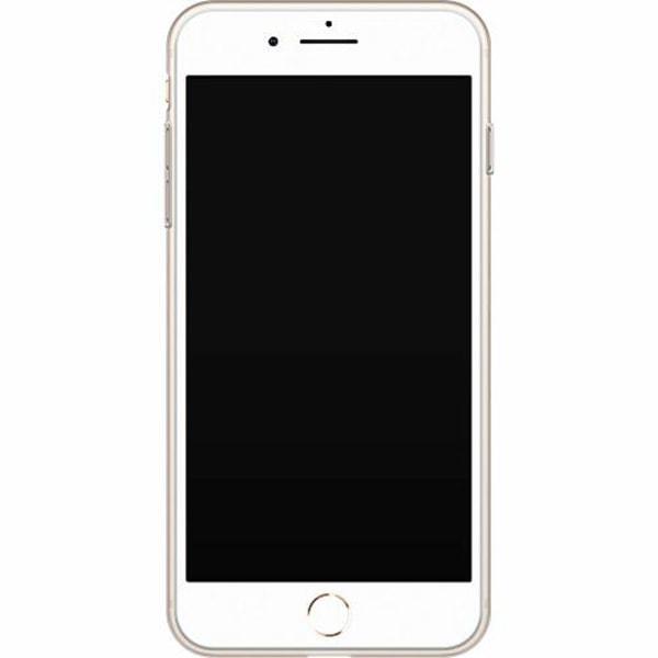 Apple iPhone 7 Plus Thin Case Rosa Elefanter